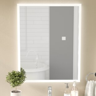 Price comparison Jessalyn LED Bathroom/Vanity Mirror ByOrren Ellis