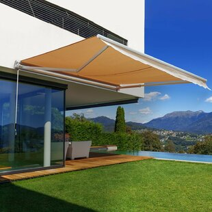 Retractable W 2.5 X D 2m Awning By Sol 72 Outdoor
