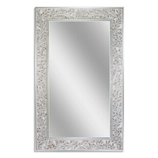 Affordable Domingue Olive Branch Bathroom/Vanity Mirror By Charlton Home