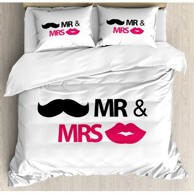 Mr And Mrs Bedding Wayfair