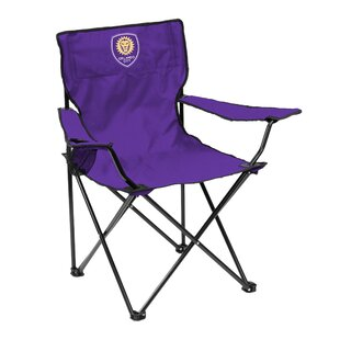 Logo Brands MLS Quad Camping Chair