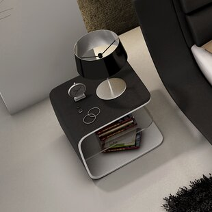 Deals Galeton Wave Nightstand By Wade Logan