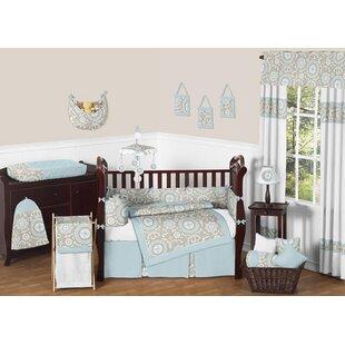 Hayden 9 Piece Crib Bedding Set BySweet Jojo Designs