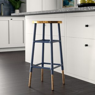 Mizar 30 Bar Stool Mercury Row