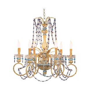 Astoria Grand Fricke 6-Light Chandelier