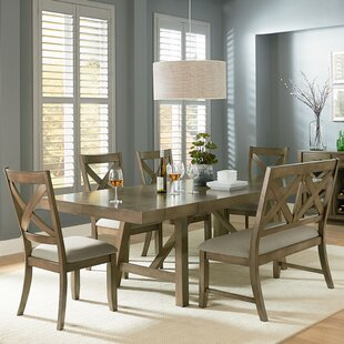 Best Reviews Vivien Dining Table By Lark Manor