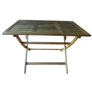 Latitude Run Zenodotus Dining Table