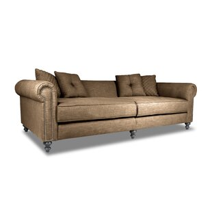 Shop Etchison Plush Deep Chesterfield Sofa by Darby Home Co