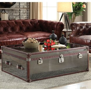 Jepsen Coffee Table With Storage By Williston Forge