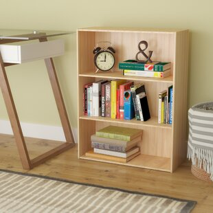 Kylee Bookcase By Rebrilliant
