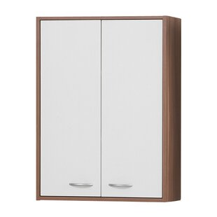 52.5 X 72cm Wall Mounted Cabinet By 17 Stories