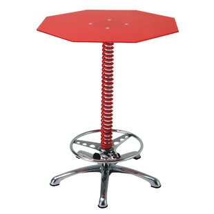 Racing Style Pub Table PitStop Furniture