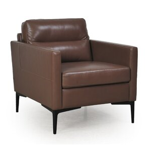 Brayden Studio Kallistos Contemporary Armchair