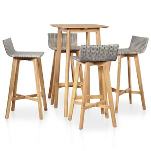 Plympt 4 Seater Dining Set By Sol 72 Outdoor
