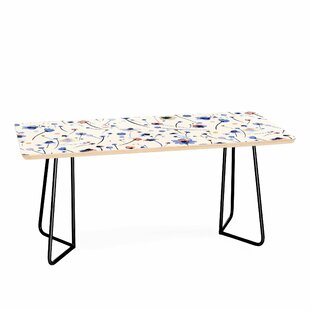 Coupon Soft Flowers Coffee Table by East Urban Home Reviews (2019) & Buyer's Guide