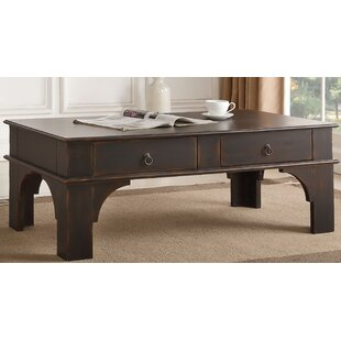 Karol Coffee Table with Storage Andrew Home Studio