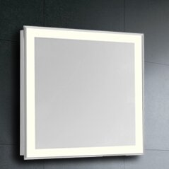 Shop For LED Edge Electric Bathroom/Vanity Mirror By Latitude Run
