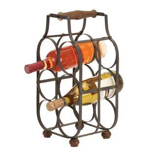 Kremmling 6 Bottle Tabletop Wine Rack by ..