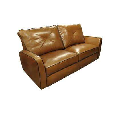 Bahama Reclining Sofa Omnia Leather