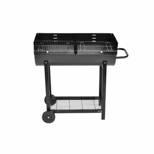 Madge Portable Charcoal Barbecue By Sol 72 Outdoor