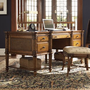 Island Estate Fraser Island Executive Desk by Tommy Bahama Home New