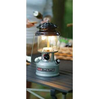 Coleman Northstar Dual Fuel Lantern & Reviews | Wayfair