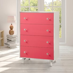 Sea Dog 4 Drawer Chest