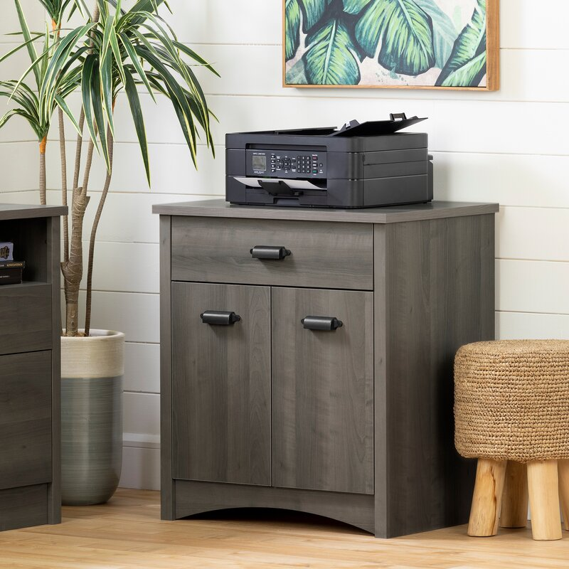 Ellenburg Printer Storage Cabinet