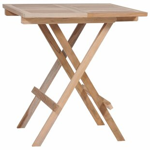 Southwick Folding Teak Bistro Table Image