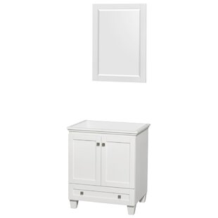Acclaim 29 Single Bathroom Vanity Base by Wyndham Collection