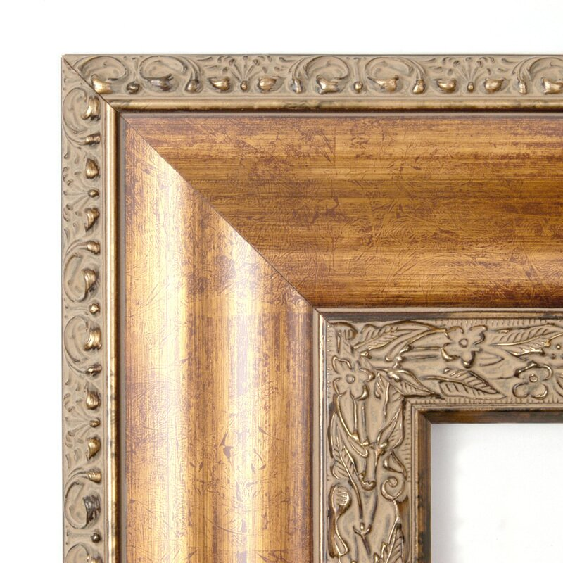 Vienna Bronze Wall Mirror