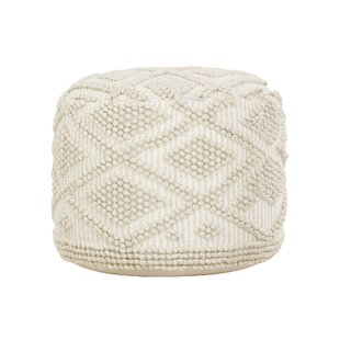 Shackleford Pouffe By World Menagerie