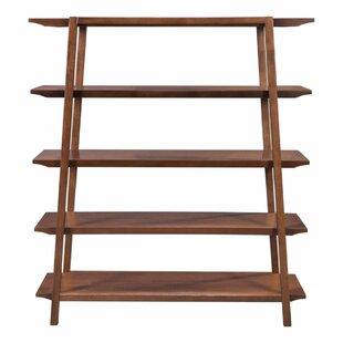 Aahil Alexander Shelf Standard Bookcase