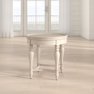 Fountainbleau End Table with Tray Top