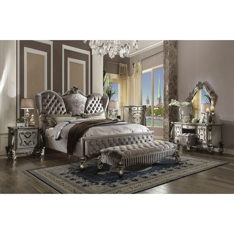 Astoria Grand Tanner California King Standard Configurable Bedroom ...