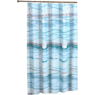 Best Reviews Cosmo Shower Curtain By Beachcrest Home