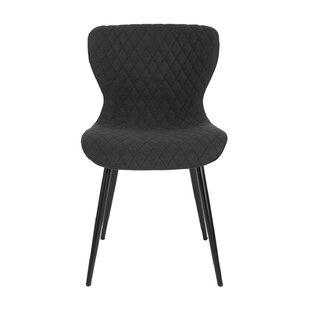 Noelle Upholstered Dining Chair by Wrough..