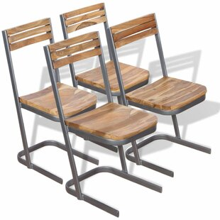 Williston Forge Barnwell Dining Chair (Set of 4)