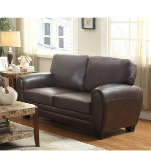 Shop Strasburg Reclining Loveseat by Winston Porter