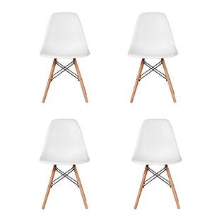 Bonetti Mid Century Dining Chair (Set of 4)