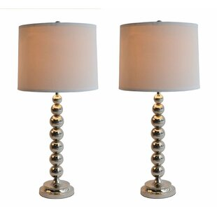 Stacked Ball 28 Table Lamp (Set of 2)