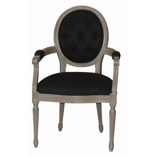 Leonora Upholstered Dining Chair by One A..