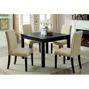 Delvale 5 Piece Extendable Dining Set
