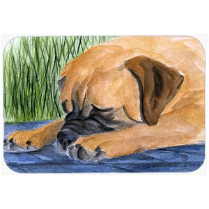 Bullmastiff Kitchen/Bath Mat