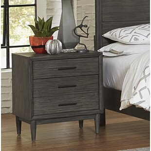 Compare prices Beaverton 2 Drawer Nightstand by Wrought Studio