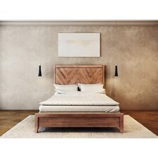 Palcon Platforml Bed by STYLE N LIVING