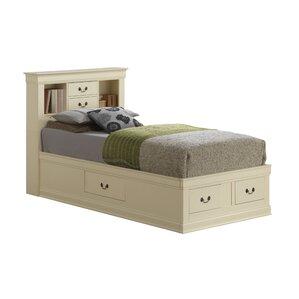 corbeil platform bed - High Platform Bed Frame