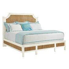 Resort Water Meadow Woven Platform Bed by Stanley Furniture