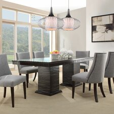 Awesome Modern Dining Room Sets For 8 Pictures - ss8.us - ss8.us