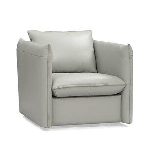 Super Leininger Leather Swivel Armchair Beatyapartments Chair Design Images Beatyapartmentscom